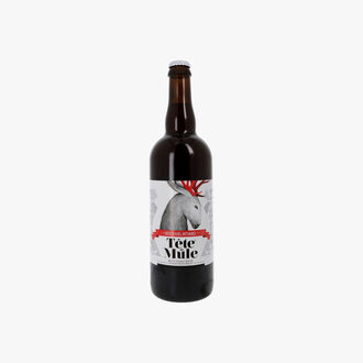 Tête de Mule Christmas beer La Brasserie du Marais