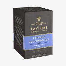 Thé fumé Lapsang Souchong - 20 sachets Taylor's of Harrogate