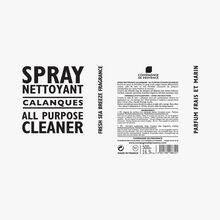 Spray nettoyant Calanques Compagnie de Provence