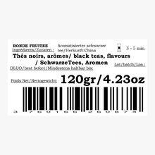 Ronde fruitée - Thé noir, orange & miel Compagnie Coloniale