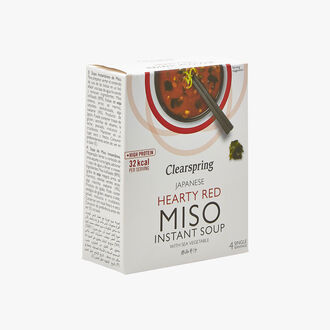 Instant Miso Soup Clearspring