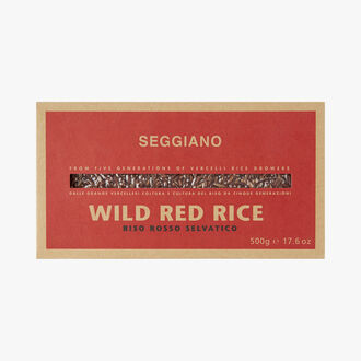 Riz rouge intégral SEGGIANO
