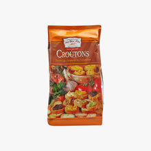 Croutons - Wheat flour and 7 cereals Au Bec Fin