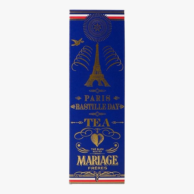 Paris Bastille day - Thé bleu Mariage Frères