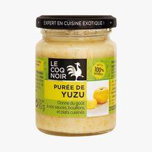 Purée de yuzu Le Coq Noir
