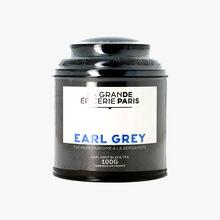 Earl Grey, thé noir parfumé à la bergamote La Grande Épicerie de Paris