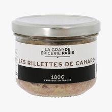 Duck Rillettes La Grande Épicerie de Paris