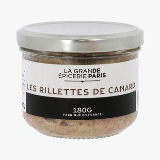 Les Rillettes de canard La Grande Épicerie de Paris