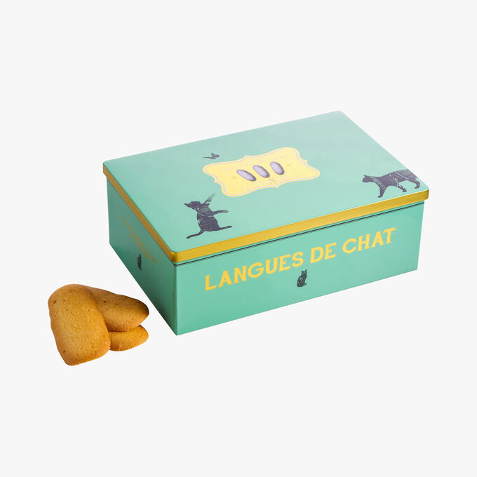 Langues de chat La Sablésienne
