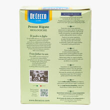 Organic Penne rigate n° 41 De Cecco