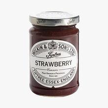 Confiture extra de fraises Wilkin & Sons
