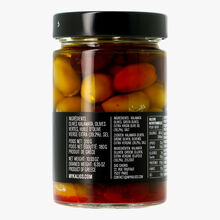 Mix olives kalamata & vertes Kalios