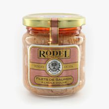 Filets de saumon à l'huile d'olive Rödel
