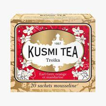 Troïka boîte de 20 sachets  Kusmi Tea
