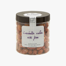 Salted peanuts in their skin Maison Taillefer