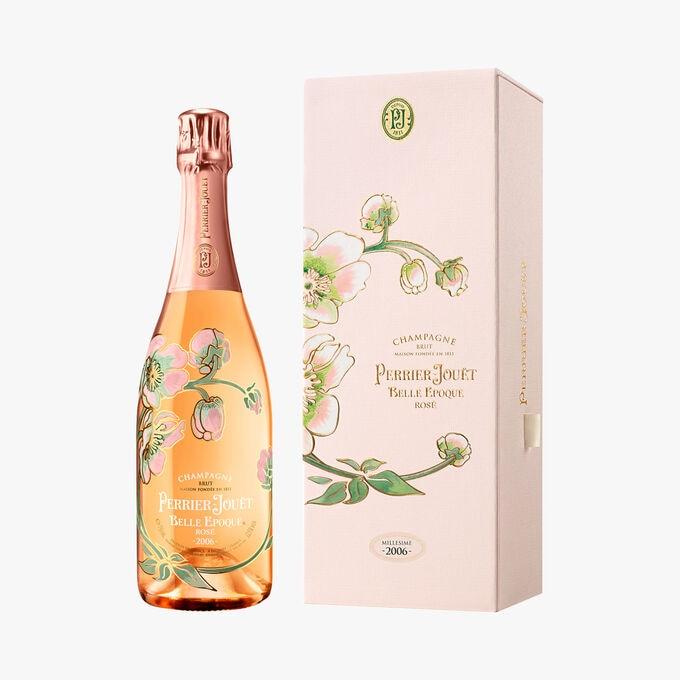 Champagne Perrier Jouët Belle Epoque Rosé Edition Luxe, avec coffret, 2006 Perrier-Jouët