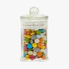 Sugar-coated chocolate beans - jar Les Gourmandises de Sophie