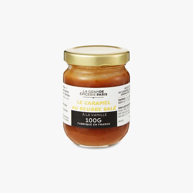 Pâte à tartiner au caramel au beurre salé aromatisé à la vanille La Grande Épicerie de Paris