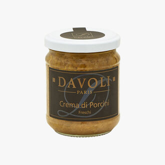 Cream of Ceps Davoli