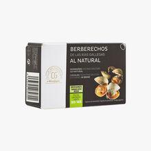 Rias Galiciennes natural cockles - 30/40 pieces El Corte Inglés - Club del Gourmet