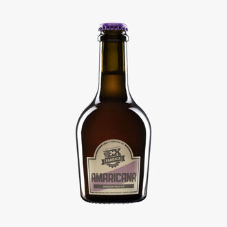 Bière American pale ale Birrificio Ex Fabrica