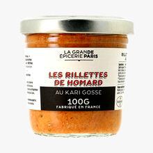 Kari Gosse lobster rillettes La Grande Épicerie de Paris