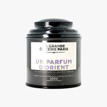Un parfum d'Orient, thé vert parfumé au jasmin et vanille La Grande Épicerie de Paris
