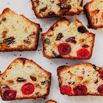 Cake de voyage aux fruits confits, , hi-res title=Cake de voyage aux fruits confits,
