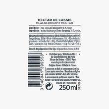 Le nectar de cassis de Bourgogne La Grande Épicerie de Paris