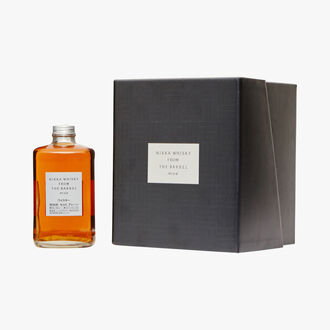 Coffret Whisky Nikka From The Barrel et verres 50cl Distillerie Nikka Whisky