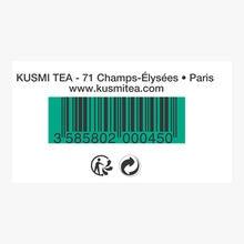 Les Moments coffret 5 boîtes métal Kusmi Tea