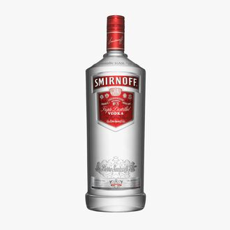 Vodka Smirnoff Red Magnum Smirnoff