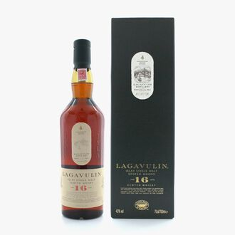 Lagavulin 16 Year Old Whisky Lagavulin
