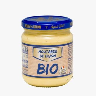 Moutarde de Dijon Biologique Reine de Dijon