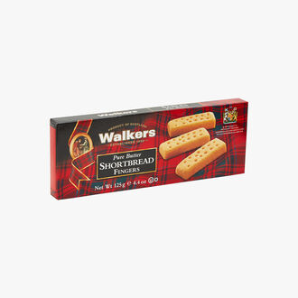 Sablés pur beurre « Fingers » Walkers