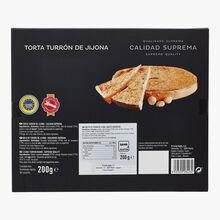 Galette de Turron de Jijona El Corte Inglés - Club del Gourmet