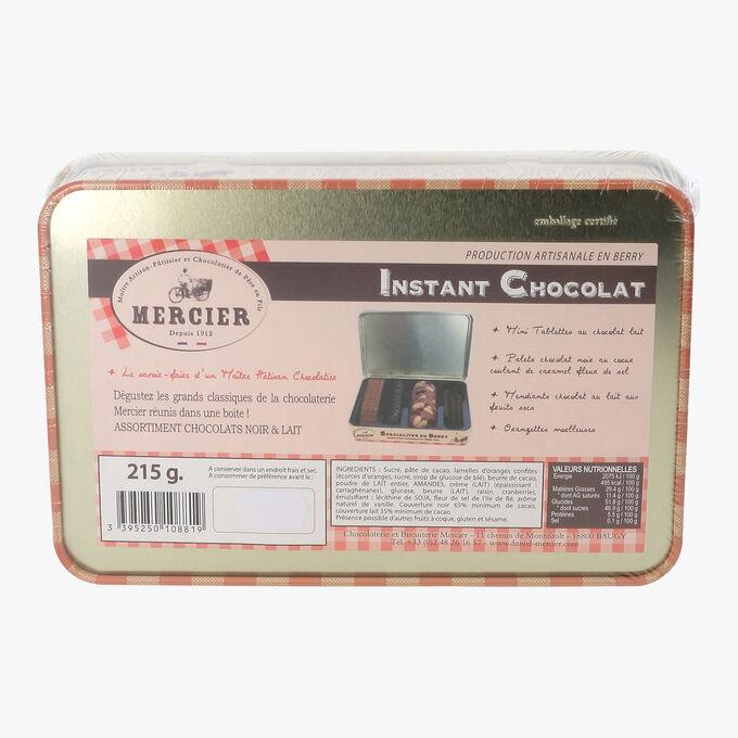 Instant Chocolate Box   Daniel Mercier