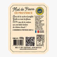 Miel de fleurs de Provence Miel et une tentations