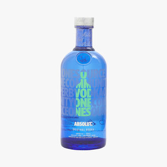 Vodka Absolut, Edition de fin d'année Absolut