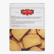 Petites biscottes suisses Eric Bur