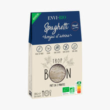 Spaghetti «konjac et avoine» Envi-Bio