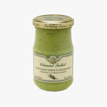Green tarragon mustard Fallot