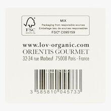 Coffret Lov is  18 sachets d'infusions et de thés Lov Organic