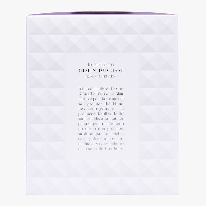 Thé blanc Alain Ducasse Kusmi Tea