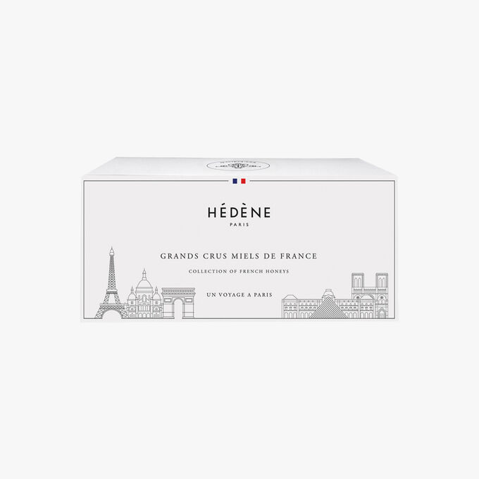 French Grand Cru honey gift set   Hédène