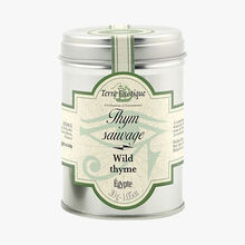 Thym sauvage Terre Exotique