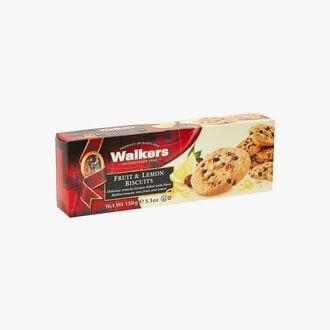 Biscuits aux fruits et au citron Walkers