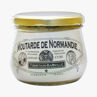 Normandy mustard Toustain-Barville