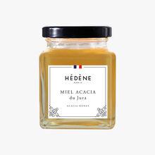 Miel d'acacia du Jura Hédène