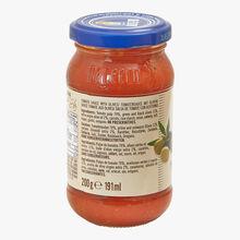 Sauce tomate aux olives Siciliana De Cecco